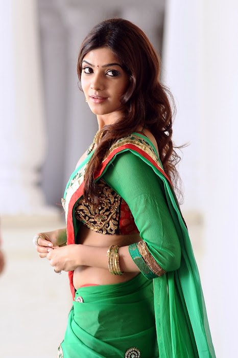 samantha saree from dookudu movie, samantha photo gallery