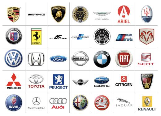 Logo Collection Car Company Logos