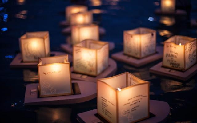 la notte delle lanterne a milano, nuova darsena, il 24 giugno dalle 21.00