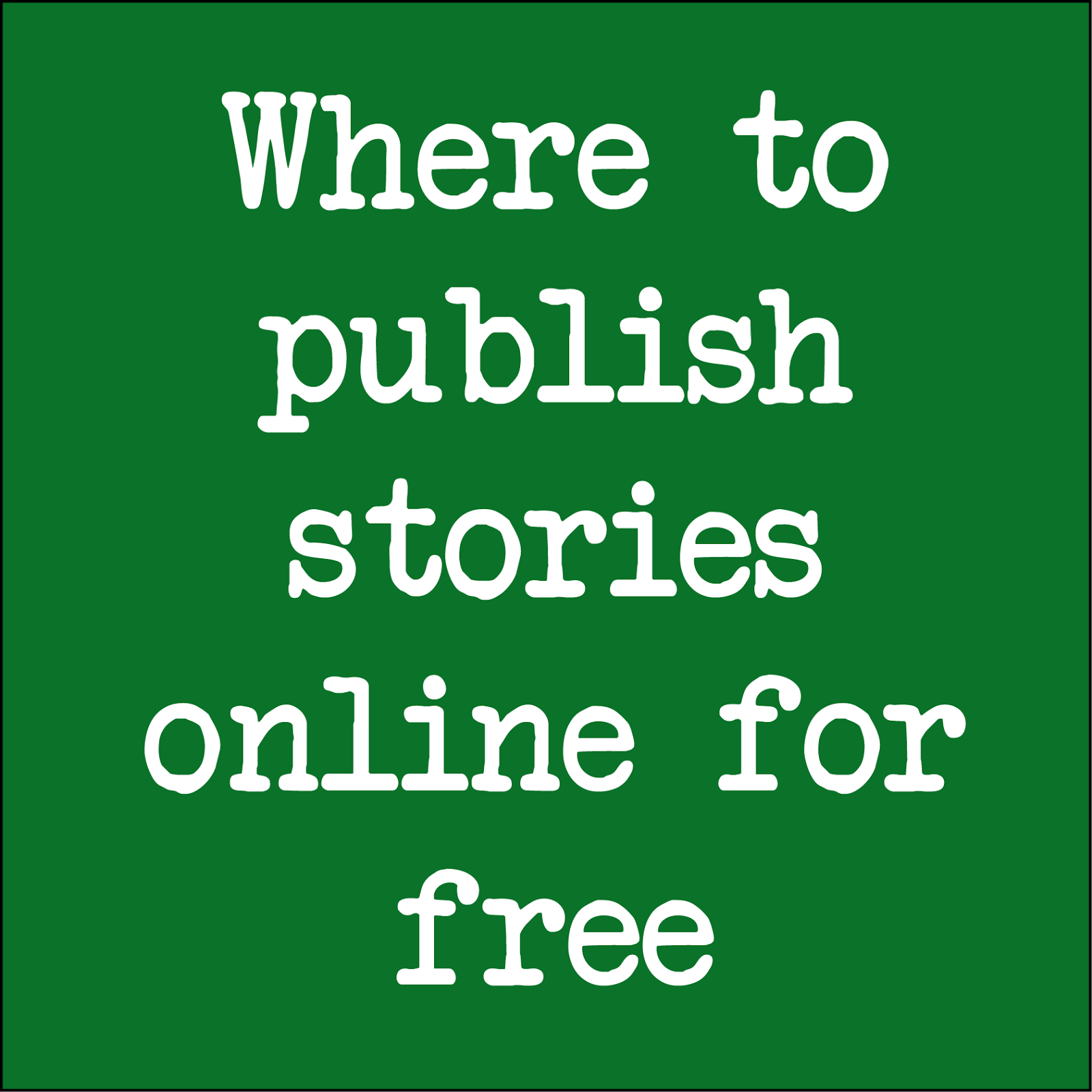 where to publish essays online