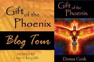 Gift of the Phoenix Book Tour
