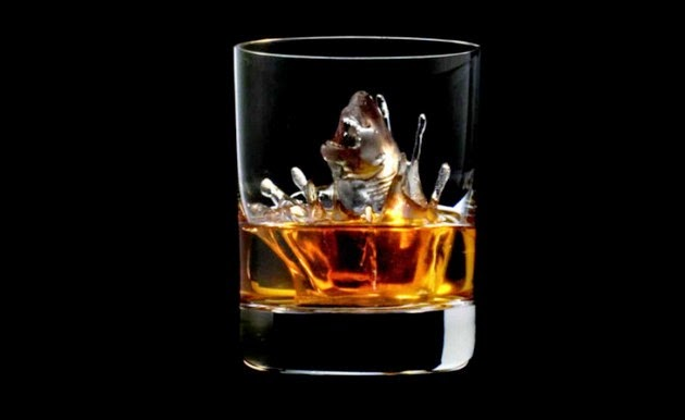 world's first 3d-milled ice cube sculptures-3