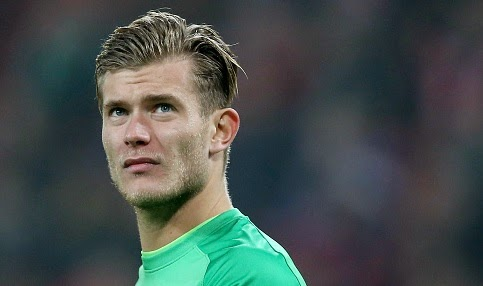Arsenal target German stopper Loris Karius