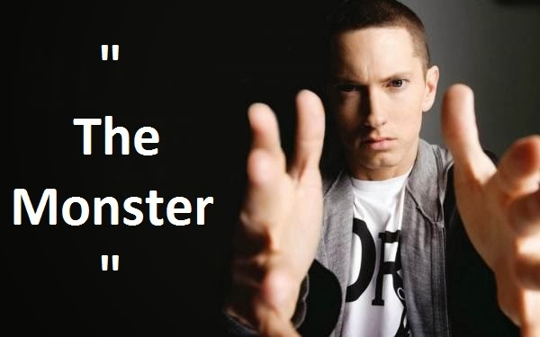 Eminem feat Rihanna The Monster