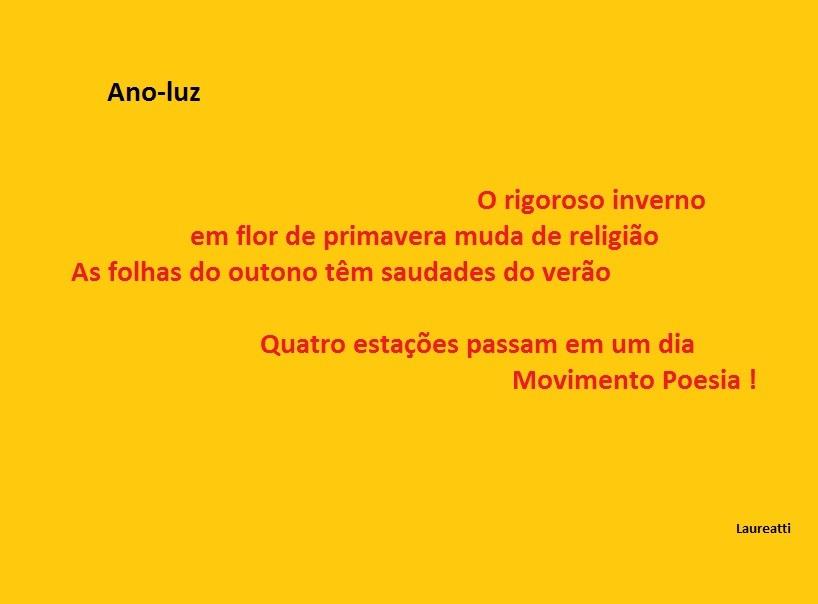 Movimento Poesia