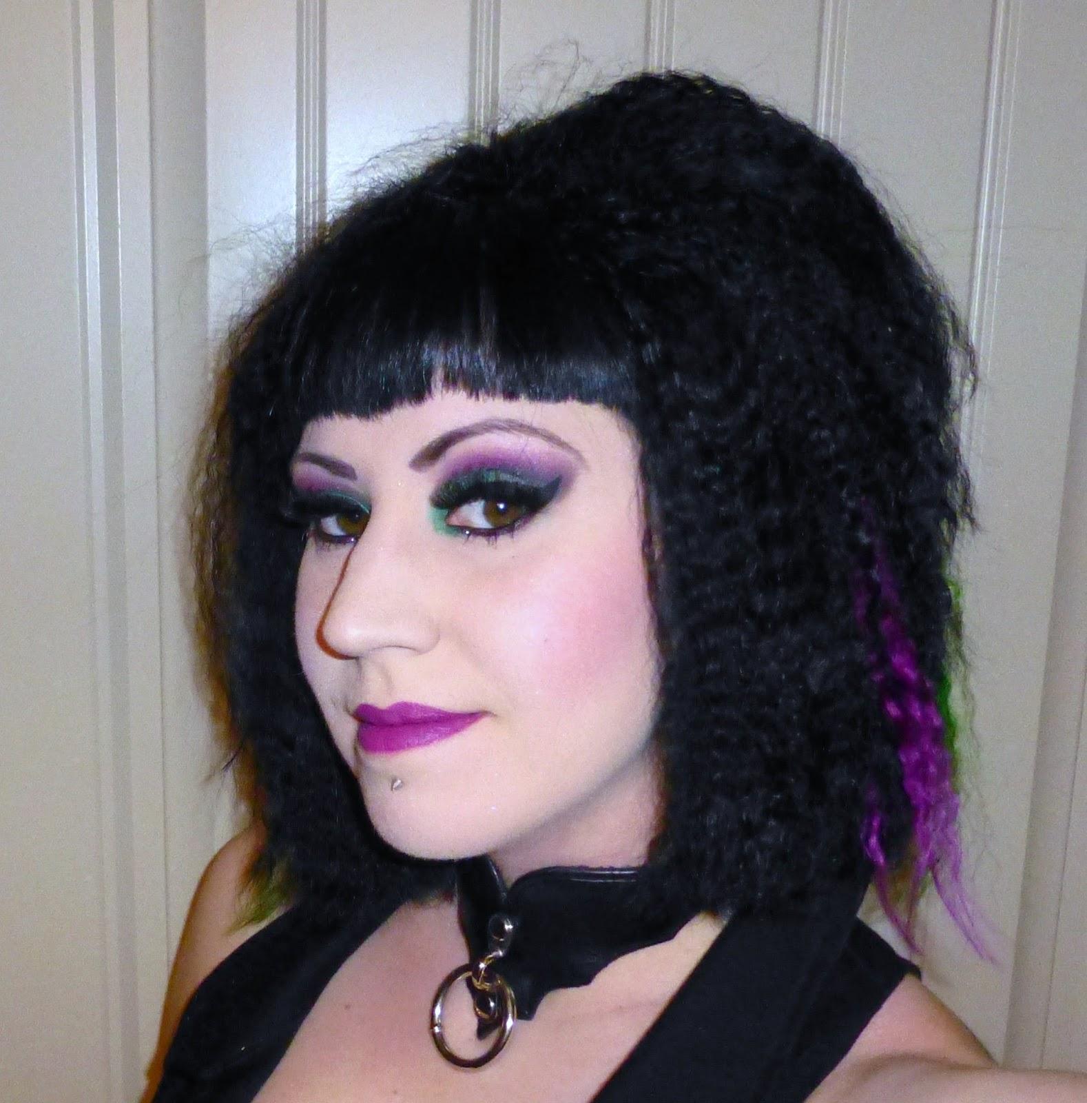 Marilyn Manson S Powder Paint