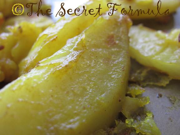 The Secret Formula: Jeera Aloo Subzi (Potatoes with Cumin ...