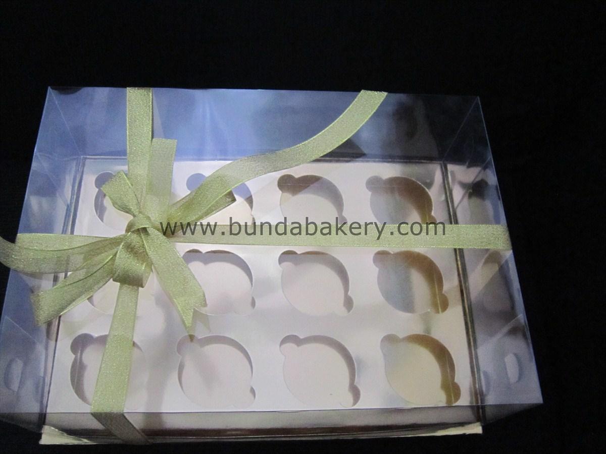 Kemasan Mika Cup Cake Isi 12