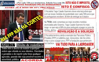 Austeridade, Confisco, Cortes, PPP, Fundações, Barões, Juros, Portugueses, Estado, Dívida, Opinião, Fiscalista, Tiago Caiado Guerreiro