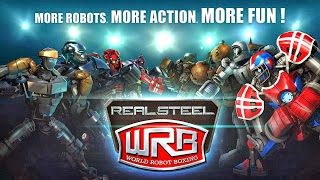 Real Steel World Robot Boxing 4.4.70 Mod Apk+Data