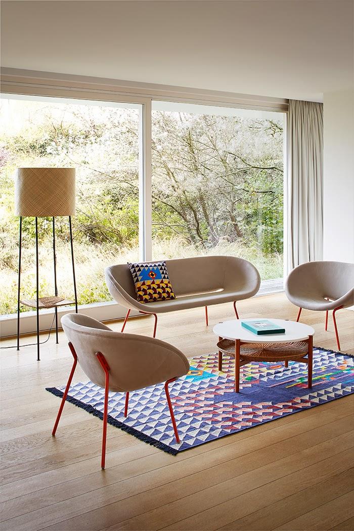 Vert poussin galerie s bensimon pour la redoute for La redoute bensimon meubles