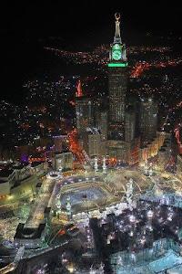 My dream place ! Ya ALLAH jemput aku ke sana ... :)