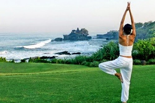 yoga class, yoga in Bali, coffee break in Bali, holiday in Bali, tropical paradise, adventure, surfing, diving, meditation, spa, blue point beach