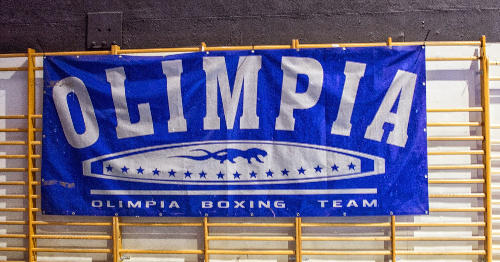 Doce onzas cronica de la velada de boxeo amateur for Gimnasio joan miro