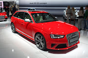 Ярлыки: Audi RS4, Moscow International Motor Show