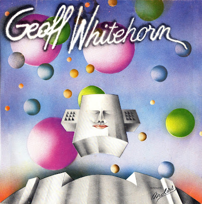 Geoff Whitehorn - Whitehorn - (1974 great uk classic rock with touches of hard & progressive rock - Vinyl rip in Wave)