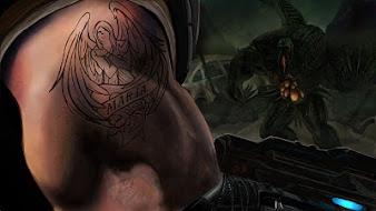#23 Gears of War Wallpaper