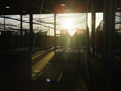 arizona spring training batting cages