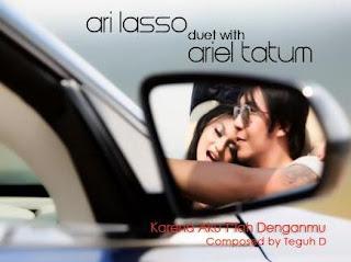 ari-lasso-duet-with-ariel-tatum-karena-aku-t'lah-denganmu