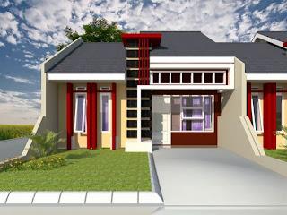 Rumah - ilustrasi