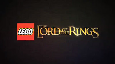 LEGO The Lord Of The Rings Logo - We Know Gamers