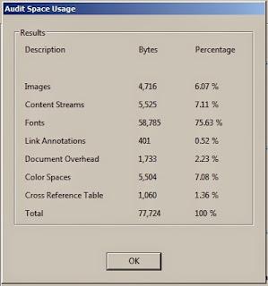 reduce file size of pdf acrobat pro