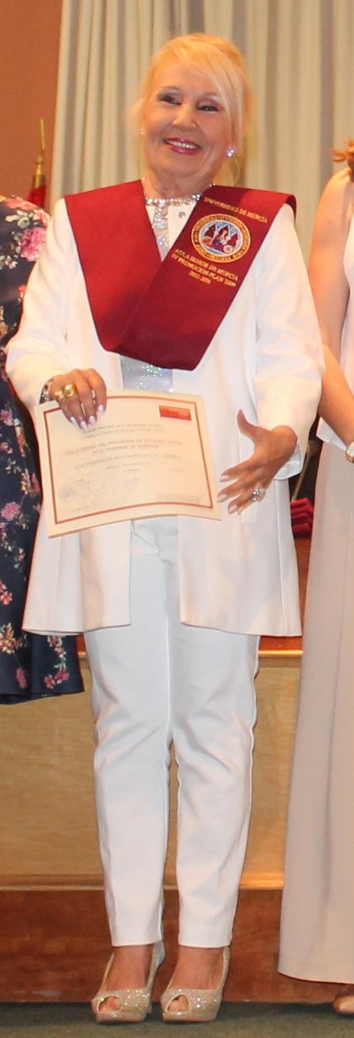 Graduación Universidad de Murcia