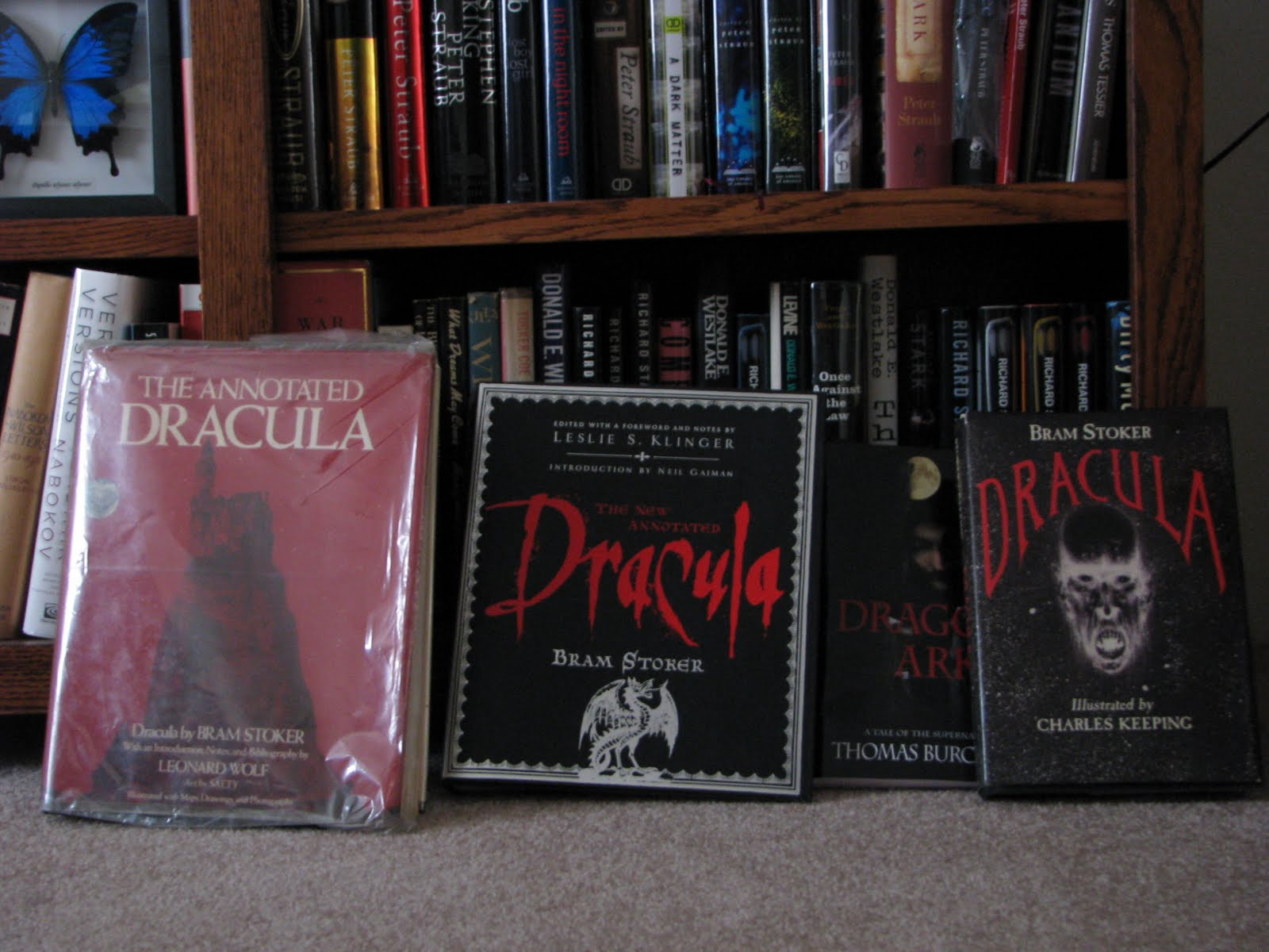 It Took Me Two Years From When I Saw Bela Lugosi In The 1931 Dracula To Find Bram Stoker Novel Which After Being Wrung Through Wringer Of A