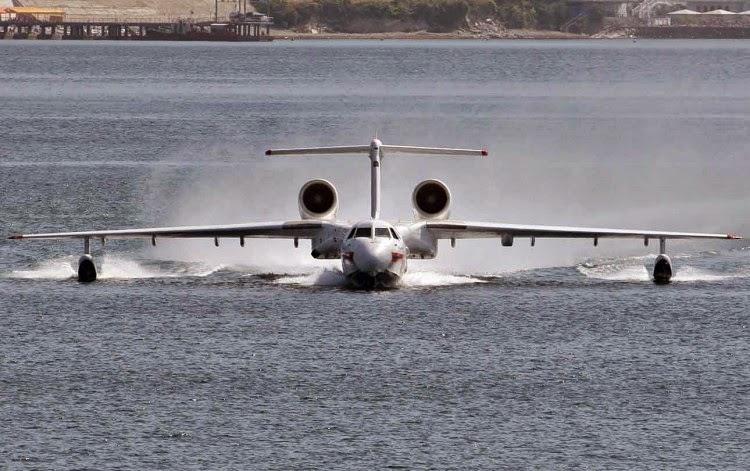 Wujudkan Poros Maritim, Indonesia Butuh Banyak Pesawat Amphibi