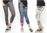 Zivame: Get Flat Rs. 200 OFF On Fashionable Printed Leggings On Order Of Rs. 749