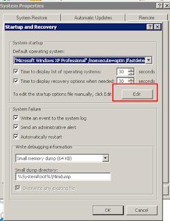 windows tidak bisa booting kecuali dari flashdisk