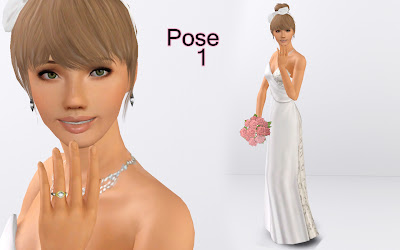Wedding Pose Pack by Traelia 1