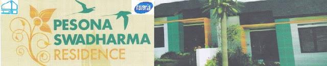 Pesona Swadharma Residence | Info hubungi Asdianawaty 081314851327