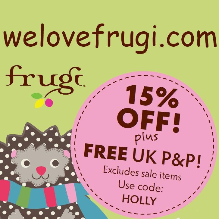 Discount Code for www.welovefrugi.com