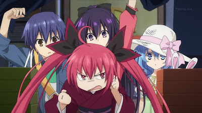 Date A Live Episode 6 [Subtitle Indonesia]
