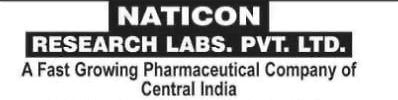 Naticon Pharmaceutical Lab Job Vacancy April 2013