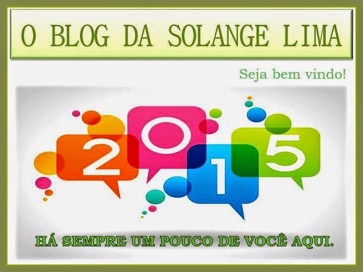 O blog da Solange Lima