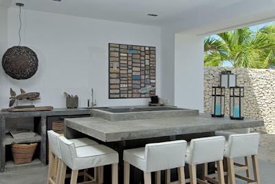 caribbean viillas design