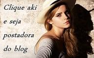 Seja postadora do blog!!!
