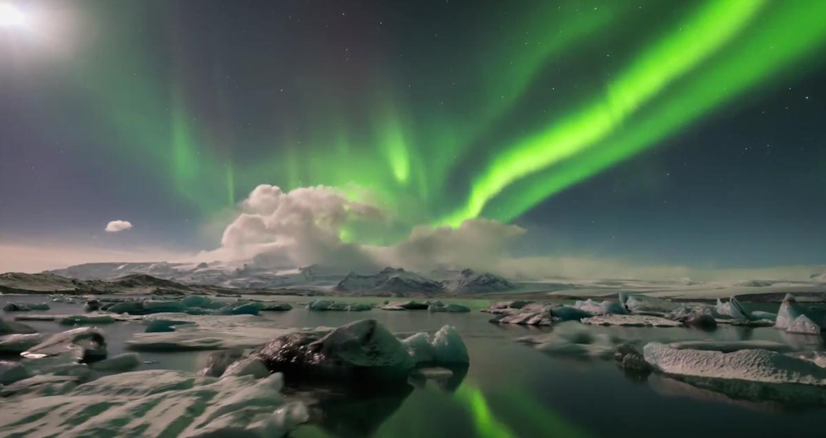 Eine Drohne in Island - Traumhafte Aufnahmen eines verwunschenen Gebiets - Atomlabor Blog