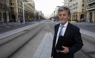 Santisteve se reúne con el presidente de Ibercaja en busca de mecanismos para evitar los desahucios