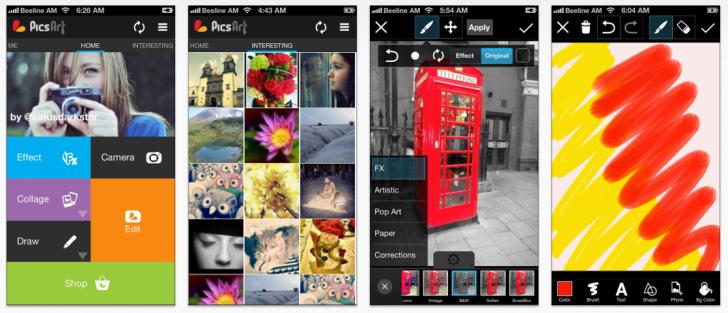 aplikas picsart,picsart,editing foto,foto edit