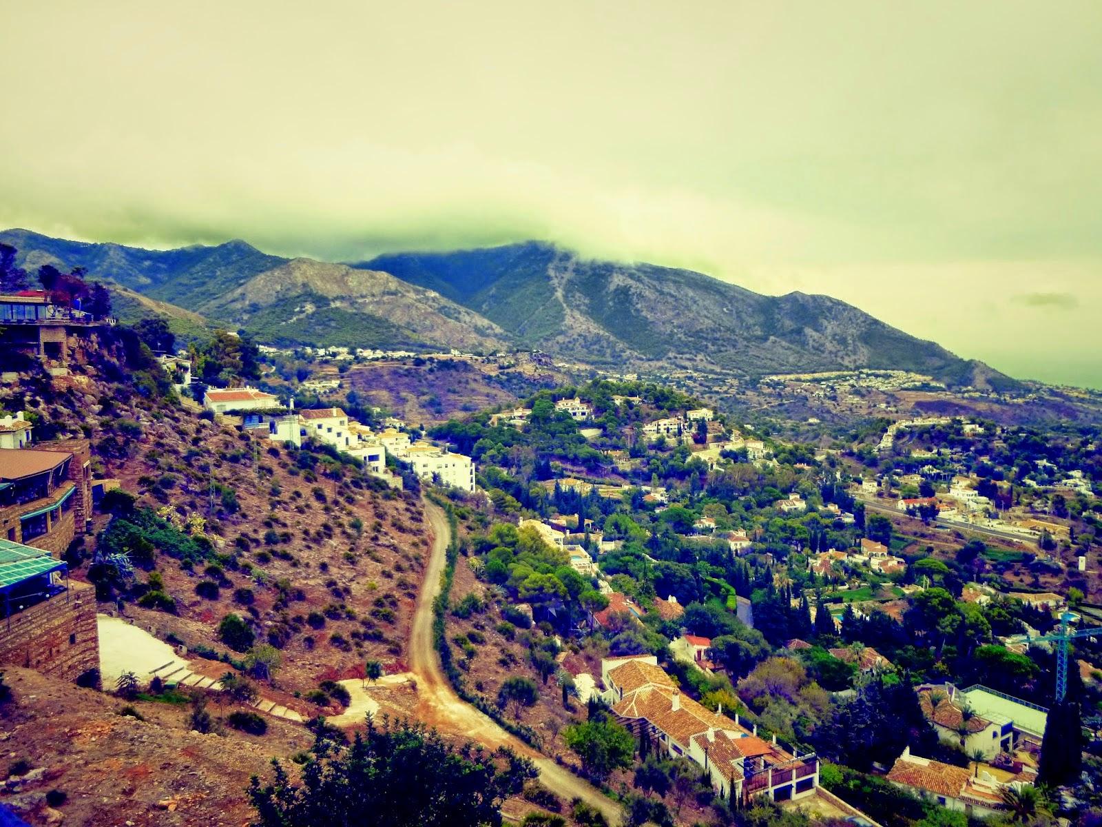 Mijas Mountains