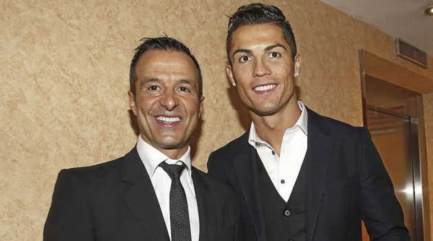 Jorge Mendes Upayakan Transfer Ruben Neves menuju Juventus