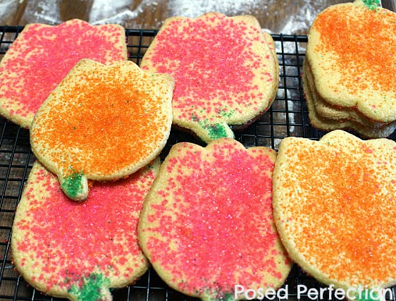 Mix and Roll Sugar Cookies