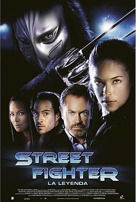 Street Fighter La Leyenda – DVDRIP LATINO