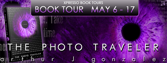 GIVEAWAY and REVIEW: The Photo Traveler by Arthur J. Gonzalez