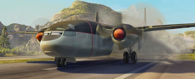 Planes: Fire & Rescue (2014) DVDscam Watch Online Free Download
