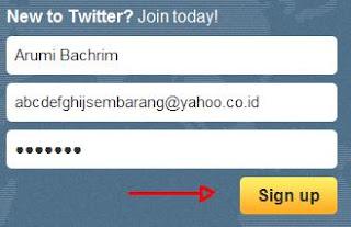 Cara Membuat Twitter Dengan Gampang