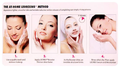 Leorex Anti-Wrinkle Booster and Uplifting Moisturizer